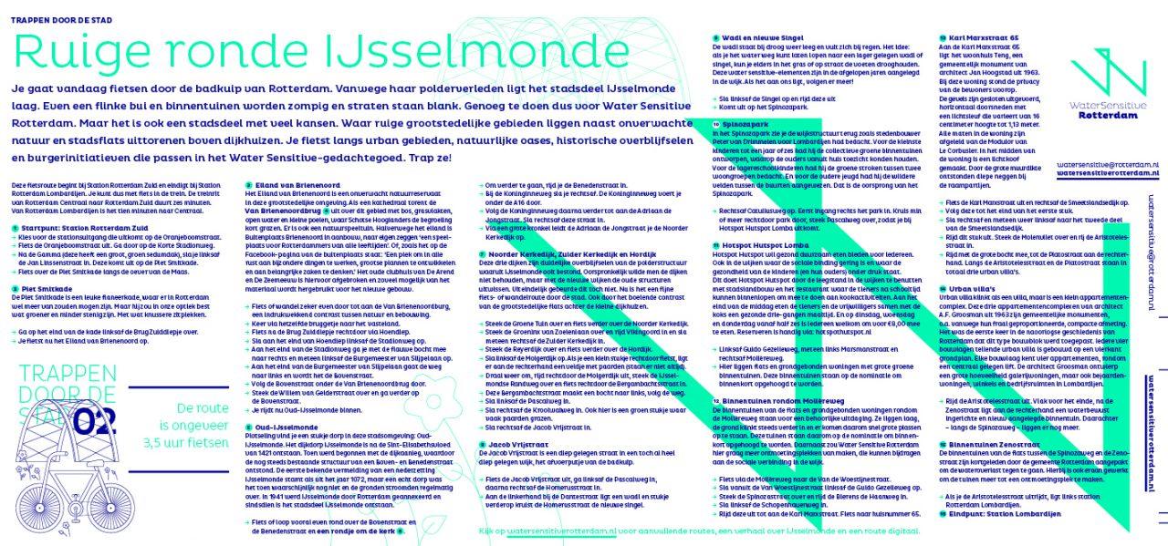 Ruige ronde IJsselmonde